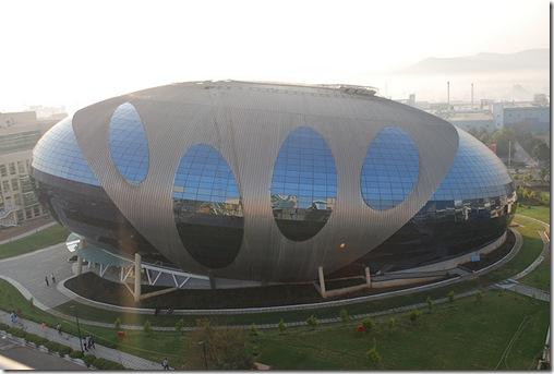 Infosys Building – Hinjewadi, Pune, India