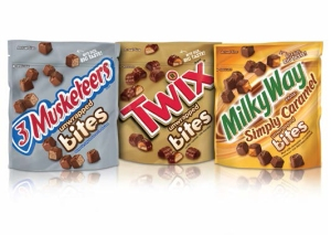 By switching to pouches, candy brands no longer need to individually wrap each piece which cuts costs significantly.