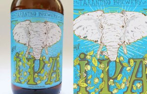 Breweries around the world are using the same artistic labeling strategy to attract consumers as well. Brazil-based Tarantino Brewery's hand drawn labels have been proven effective.